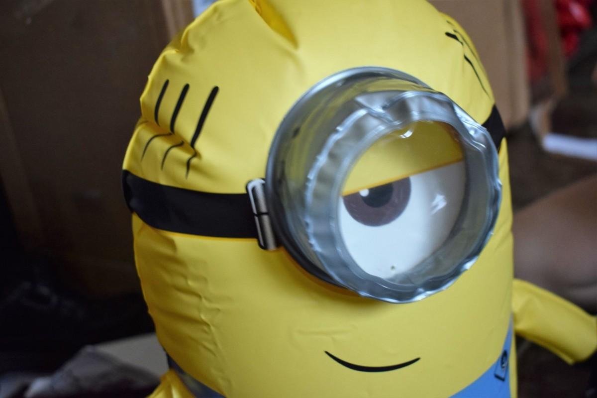 Bladez Toyz - Inflatable StarWars/Minions Inflatable RC