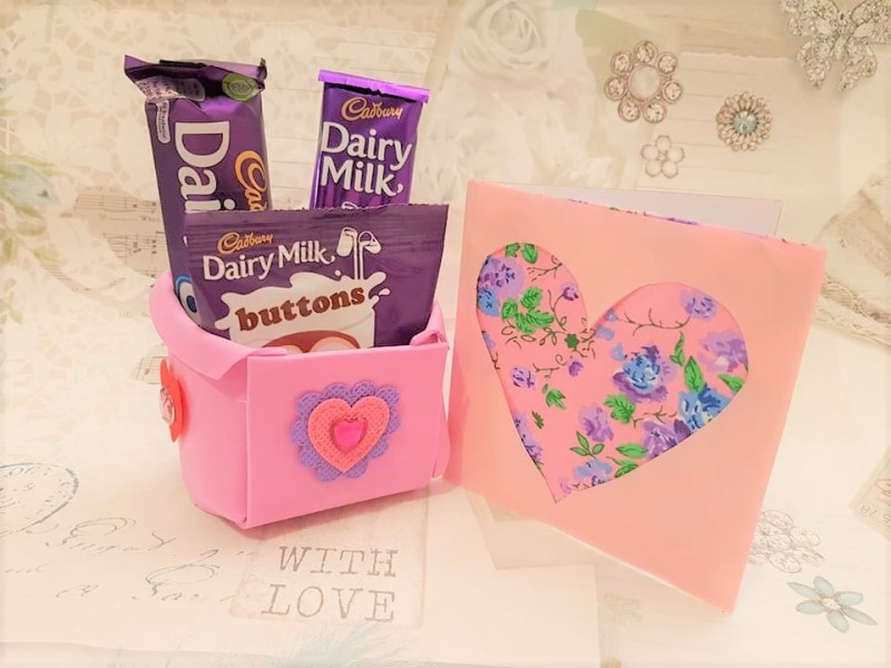 #BostikBlogger – Valentine's Day Crafts – Feb Box