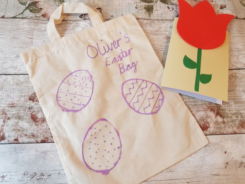 #BostikBlogger – Easter and Mother's Day Crafts