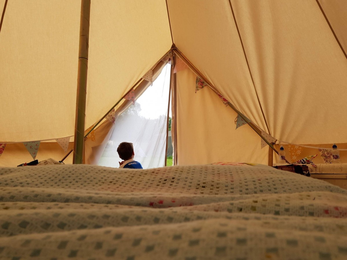 BumbleBarn Bell Tents