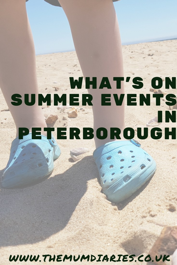What's on summer events in Peterborough