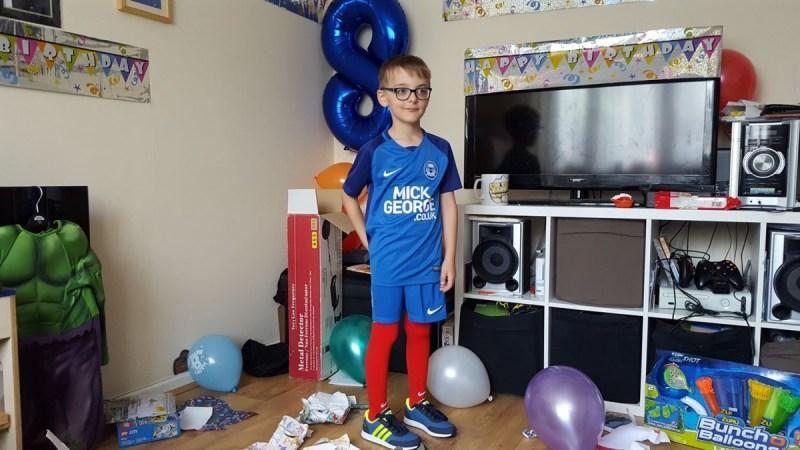 Happy Birthday Jack – Turning 9 years old