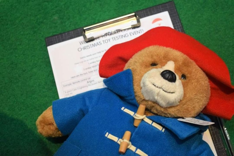 Become a Toy Tester at Queensgate Shopping Centre