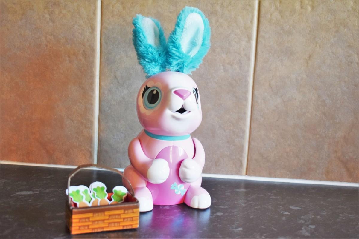 Shreddy Zoomer Hungry Bunny
