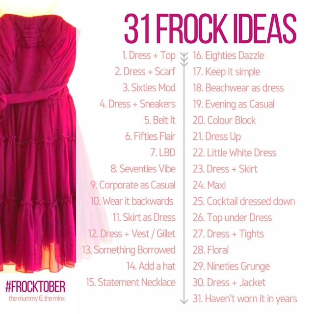 31 Frock Ideas