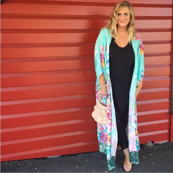 kimono glam