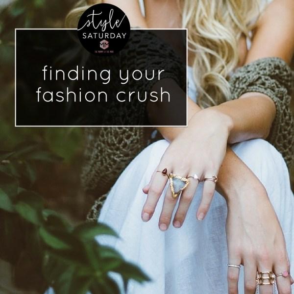 finding your fashion crush
