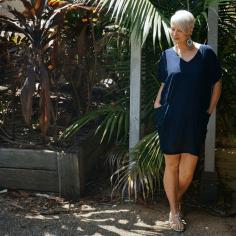 Summer Dressing: Beach, BBQ and Bar - Pocketed Dress BBQ