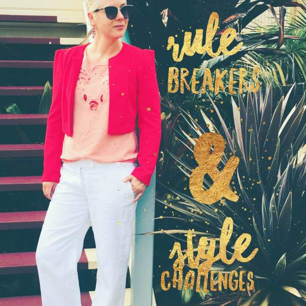 rule breakers and style challenges