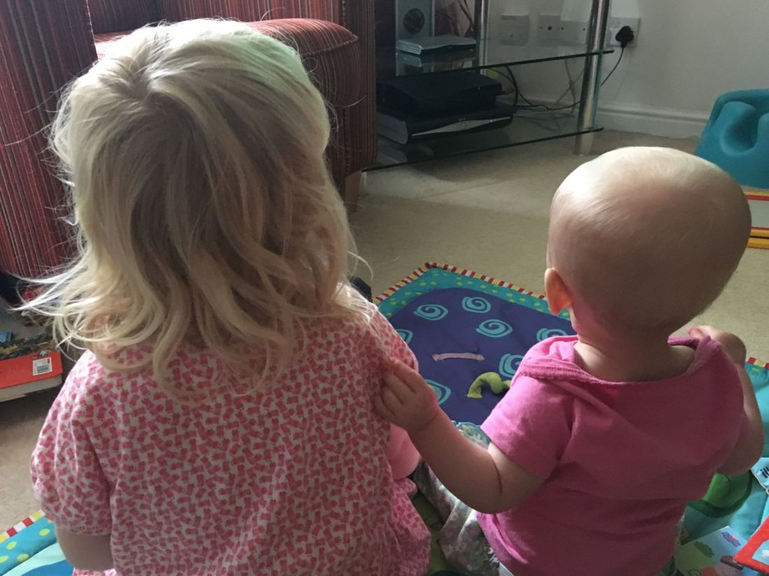 Sibling relationships - when love and hate collide