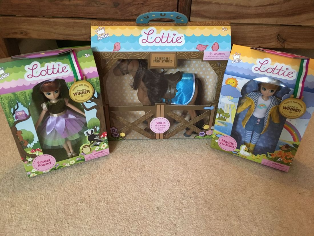 Lottie dolls review