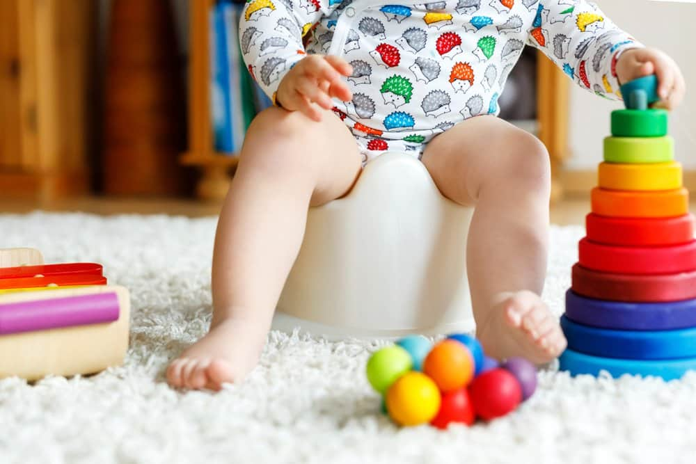 How to potty train your toddler - tips for potty training