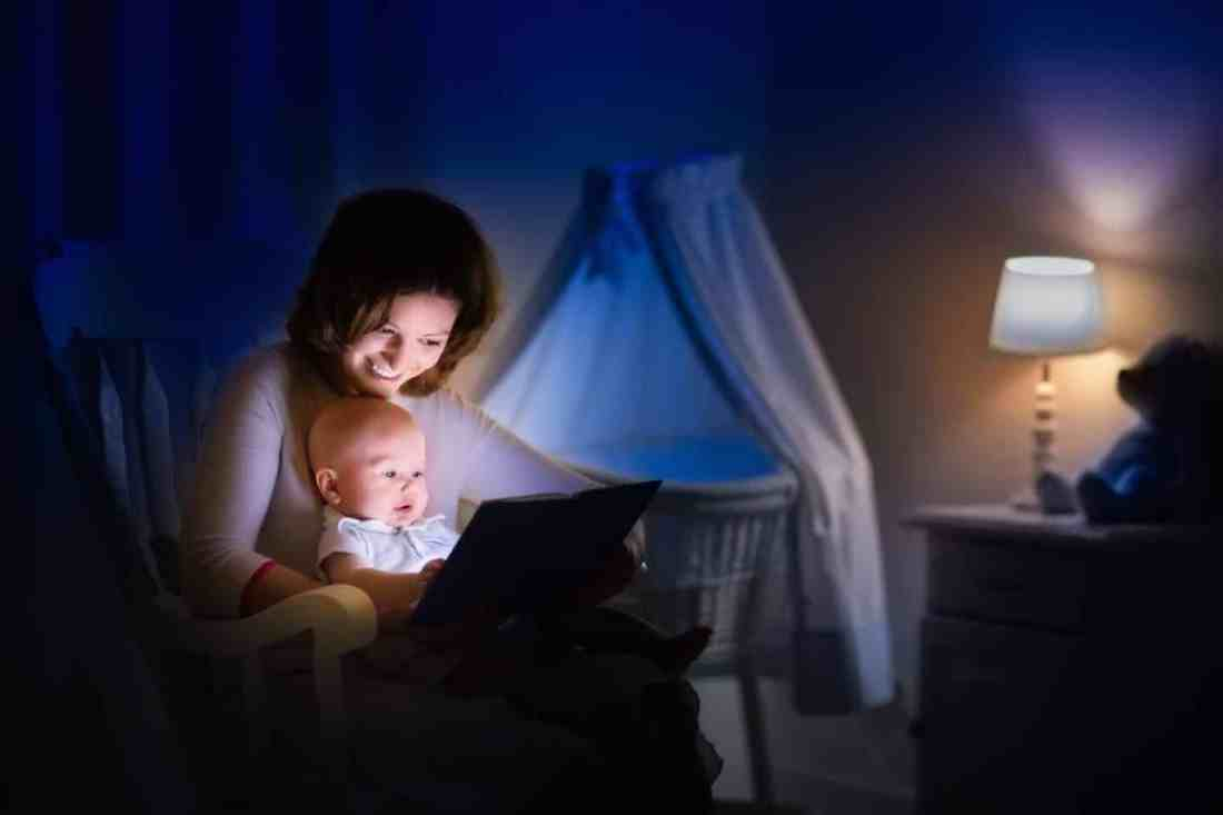 Baby bedtime stories for your baby's bedtime routine