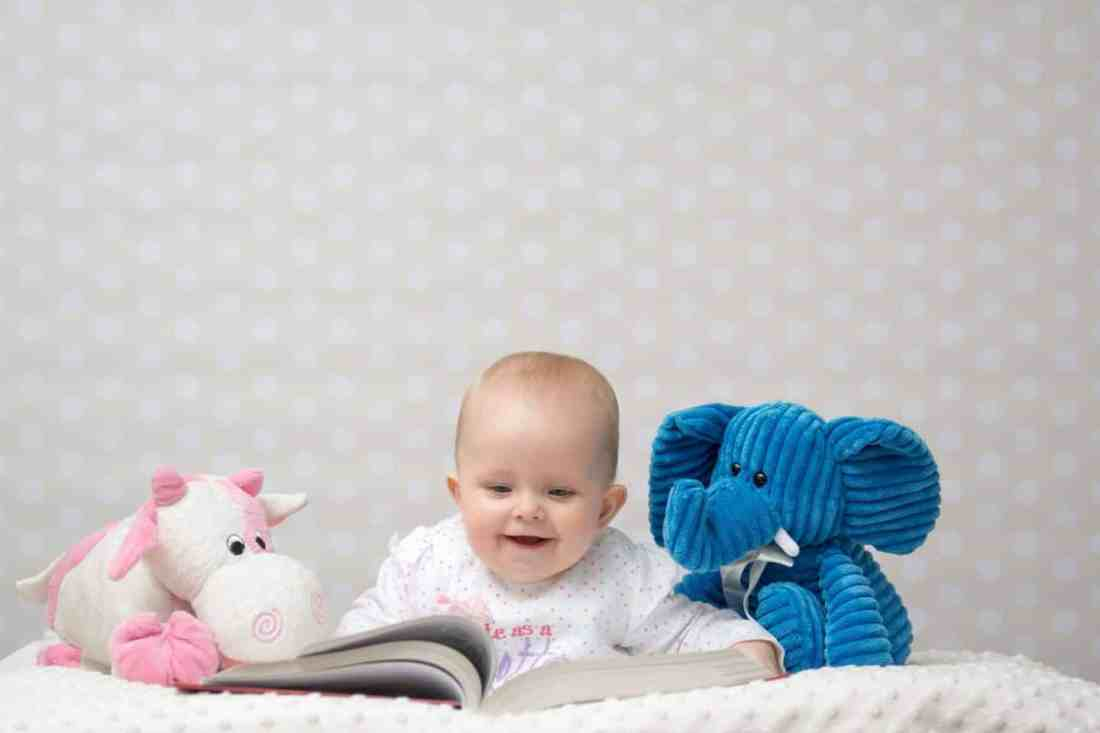 baby bedtime books for your newborn's bedtime routine