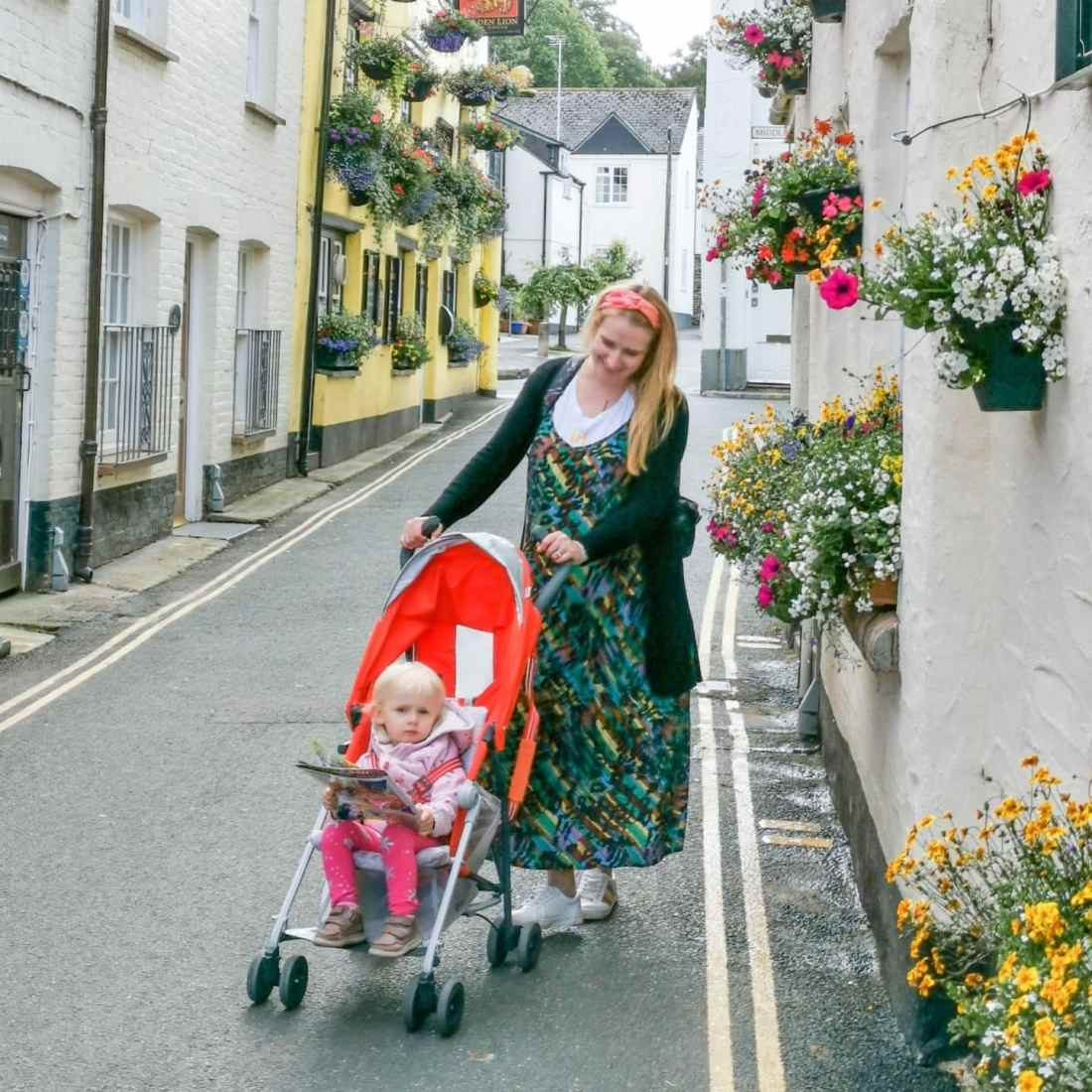 Family holiday in Padstow