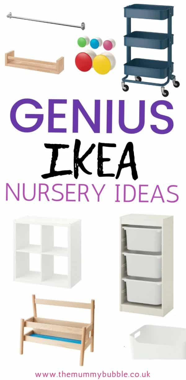 genius IKEA nursery ideas