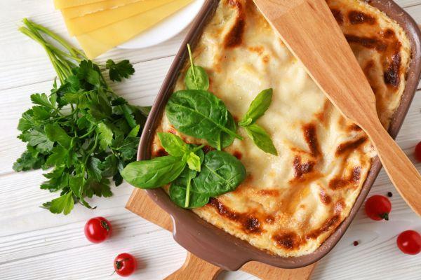 Toddler meal ideas - lasagne