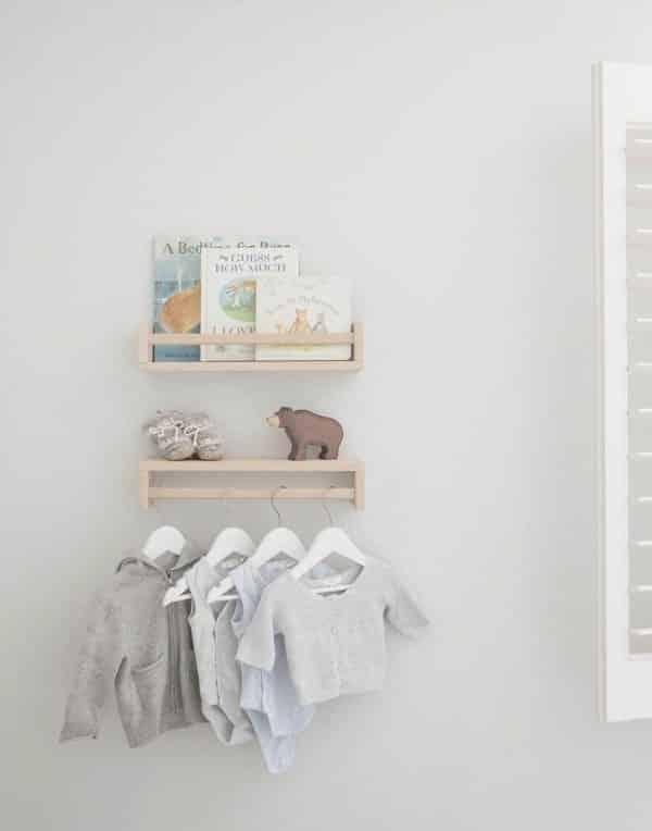 IKEA nursery hacks