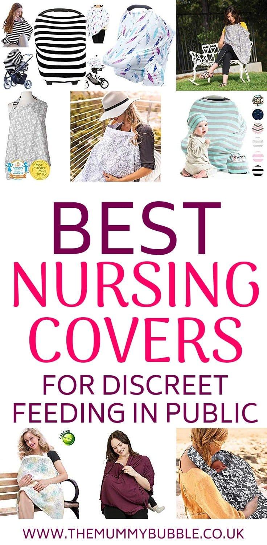 best nursing covers for discreet feeding in public
