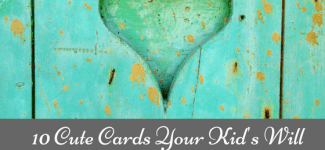 10 Valentine's Cards that are Perfect for Kid's