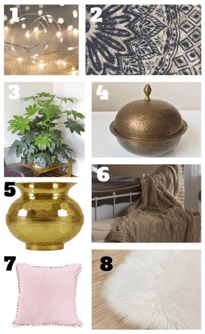 Boho Home Decor Products | Stunning Boho Style