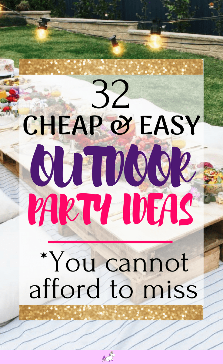 32 Amazing Garden Party Ideas You Need To Try Right Now #gardenparties #diyoutdoorparties #diypartyseating #outsidepartydecor #diypartydecor #barbequeparty #summerpartyideas #outdoordinnerparties #picnicparties #outdoorfun #backyardparties #bbqpartygames #backyardengagementparties #rusticgardenparty #partyfood #partybuffetideas