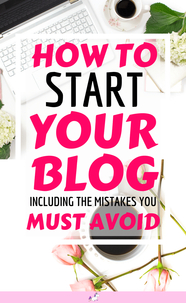 How to start a blog #blogging #stepbystepguide #startablog