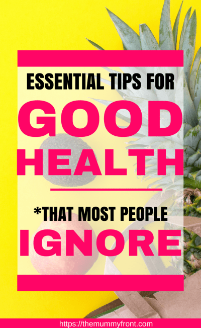 Essential Tips for Good Health That Most People Ignore #healthylifestyle #health #healthy #howtobehealthy #healthhacks #wellness #healthandwellness #beinghealthy #beingwell #livingwell