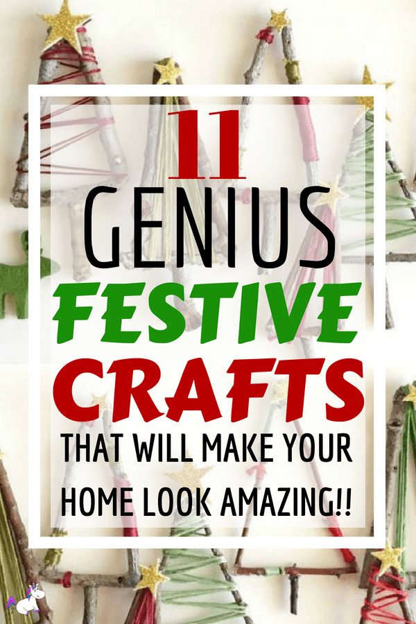 11 Genius Festive Crafts That Will Make Your Home Look Amazing #christmas #festiveideas #christmasideas #christmascrafts #noel #xmascrafts #easychristmascrafts #christmasdecorations #diychristmasdecorations