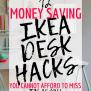 12 Best Ikea Desk Hacks You Won T Believe Came From Ikea