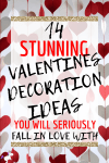 14 Beautiful Valentine's Day Decoration Ideas You'll Fall In Love With!