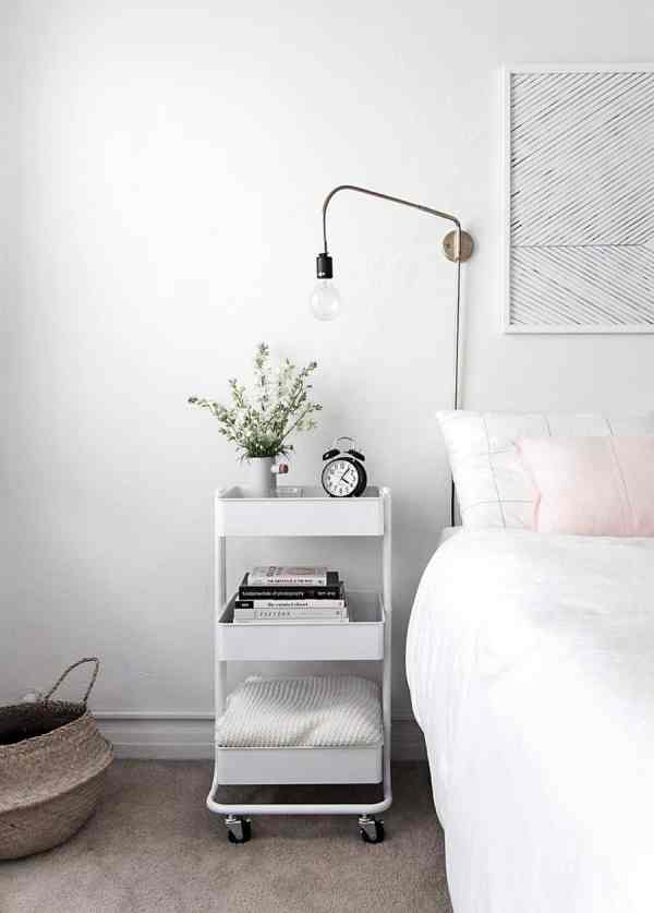 9 Stunning Ikea bedroom hacks You Need To Try Right Now | Ikea | Ikea hacks | Ikea DIY | DIY Projects | Bedroom home Decor | Via: https://themummyfront.com #themummyfront #diyhomedecor #ikehacks #ikeahack #ikeabedroomhacks #homedecoronabudget