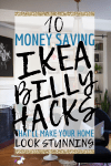 10 Outrageously Cheap IKEA Billy Hacks You Have To See!