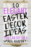 10 Elegant DIY Easter Decor Ideas You Need To See!