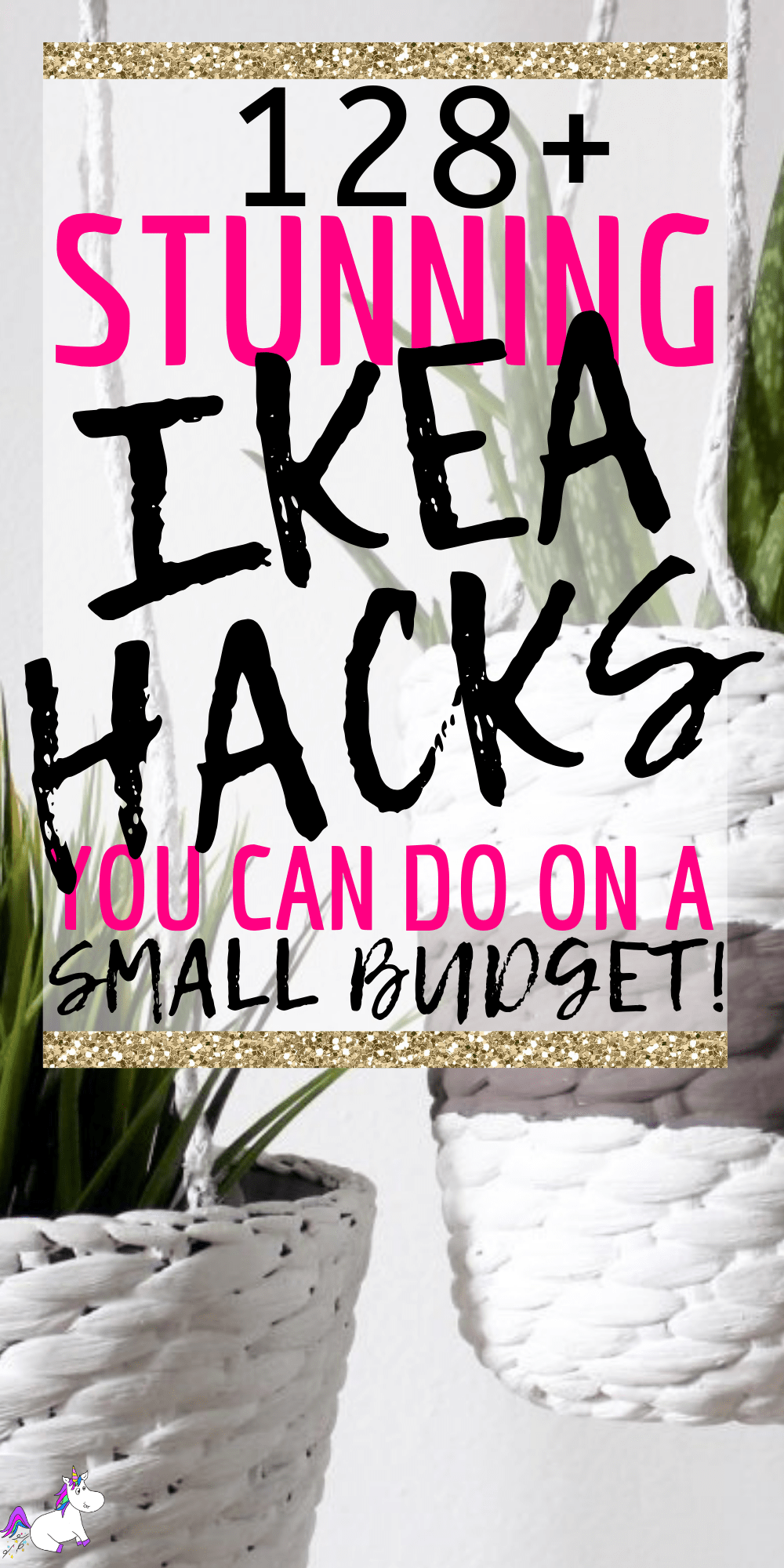 128+ Stunning Ikea Hacks For Every Room In Your Home For People Who Love DIY Home Decor On A Budget! #ikeahack #ikea #bestikeahacks #homedecoronabudget #diyhomedecor #diyhacks #creativehomedecor