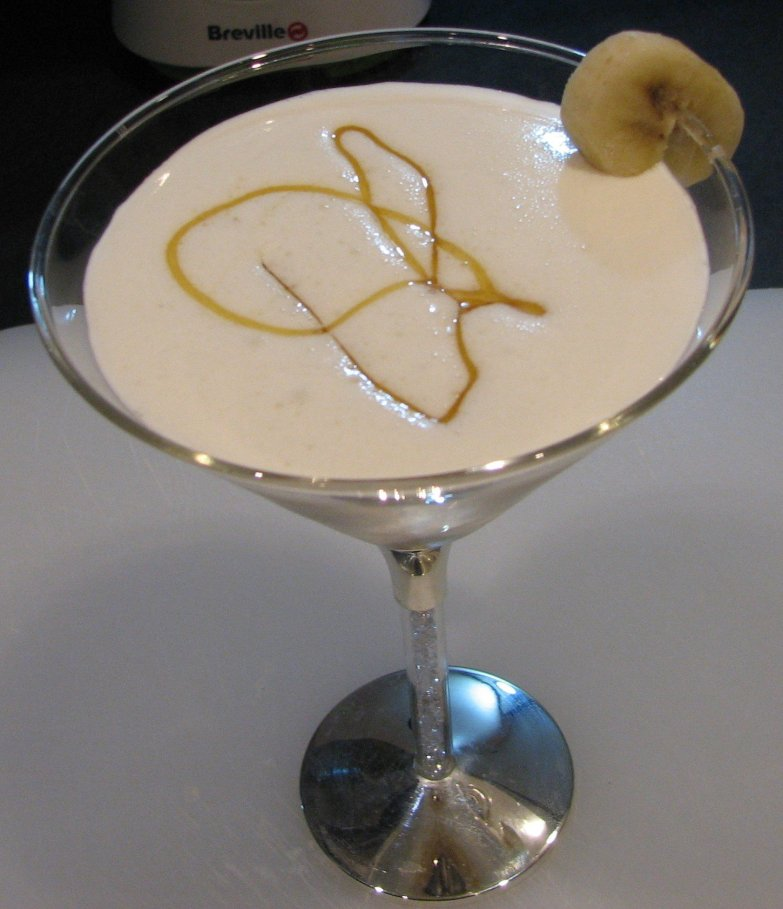 1...2...3... Banana & Honey Smoothie