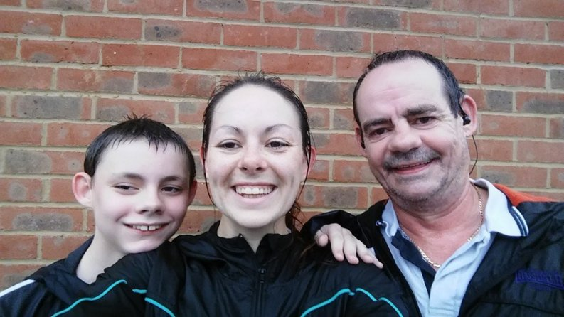 Never Too Old to run - Family Parkrun