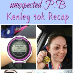 Kenley 10k, wine, birthdays hawaii and an unexpected P.B