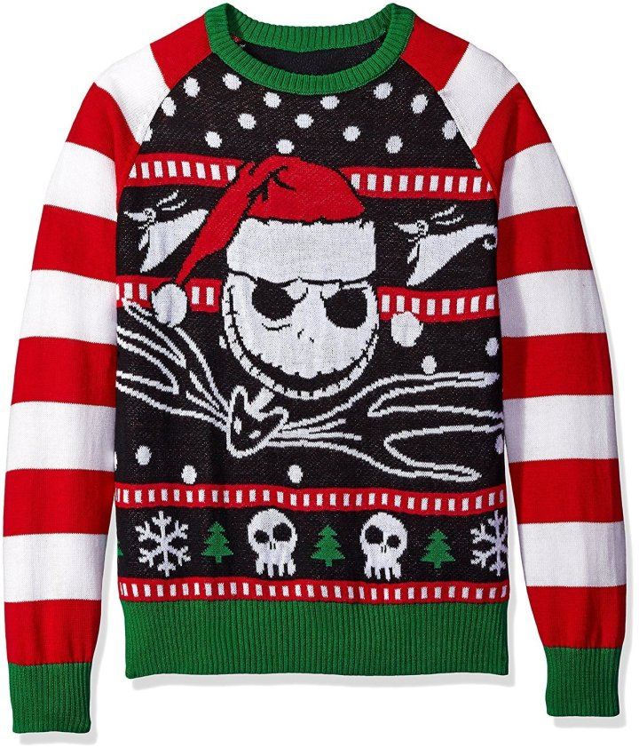 jack skellington christmas jumper