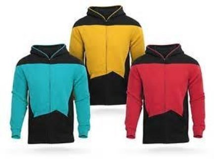 star trek uniform geeky gift guide