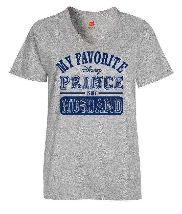 prince charming disney tshirt