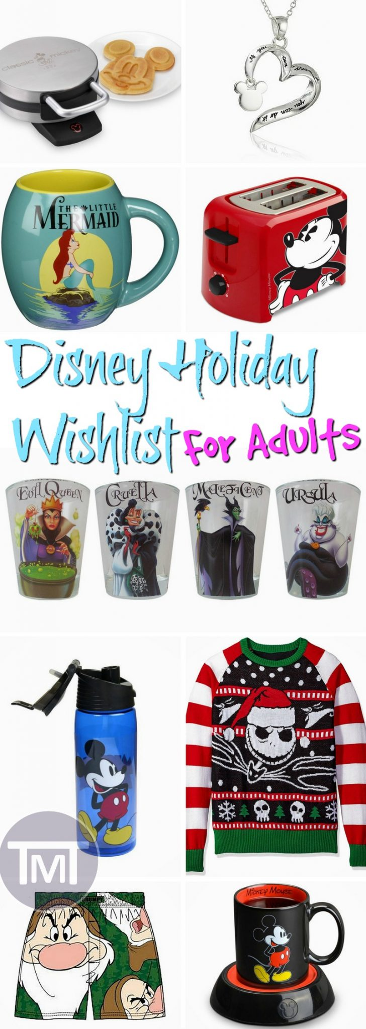 Why should kids have all the fun? Here's a load of Disney gifts you can buy for the adult Disney lover in your life (or me?!)