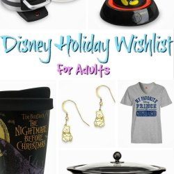disney holiday wishlist for adults feature image