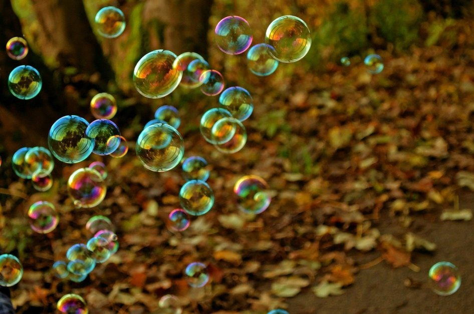 bubbles, keep calm when dealing with stubborn children