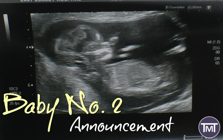 "Another bun in the oven for us over at The Mummy Toolbox and we are excited! Here's how we ""decided"" to brave another and get lucky!"