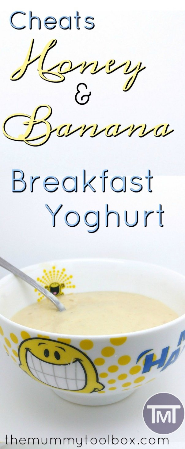 "This ""recipe"" is delicious, healthy for the kids and is a totally customisable breakfast yoghurt for everyone to enjoy. Plus it's horrendously easy!"