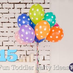 15 fun toddler party ideas