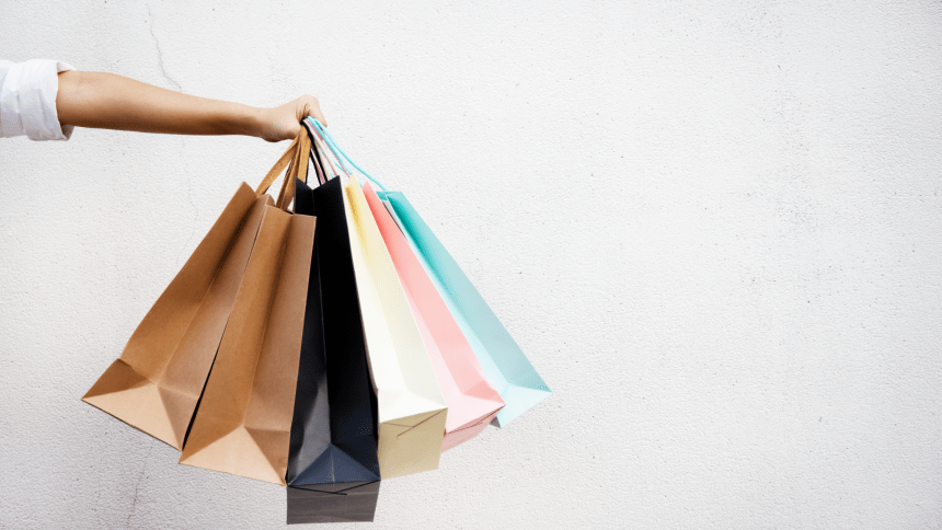How to spend less on clothes