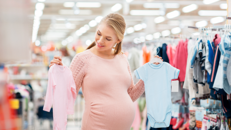 Is it safe to buy secondhand baby clothes for my baby?