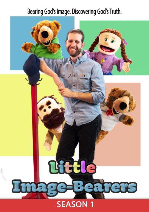 Image of little image-bearers DVD